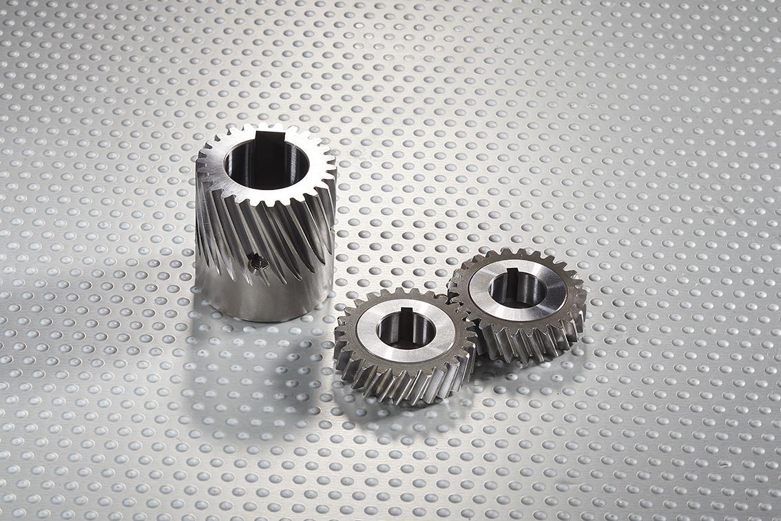 螺旋齒輪加工:適用於伺服齒輪裝置和伺服馬達